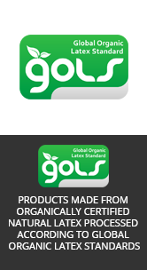 certified naturalandorganicmattresses.com gols botanical no toxins chemicals fertilizers off-gassing polyurethane